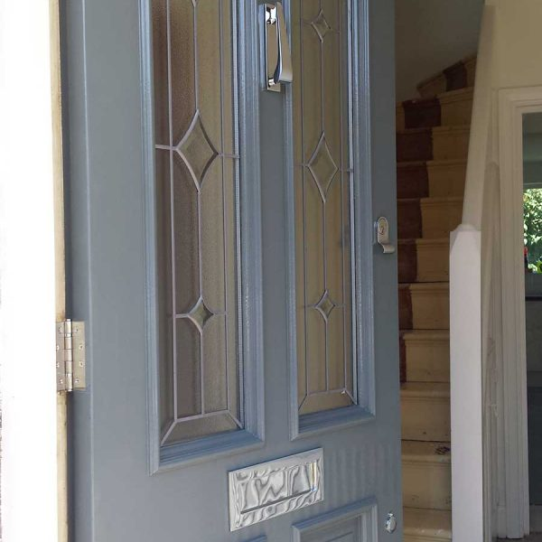 Front door replacement, Thame, Oxfordshire