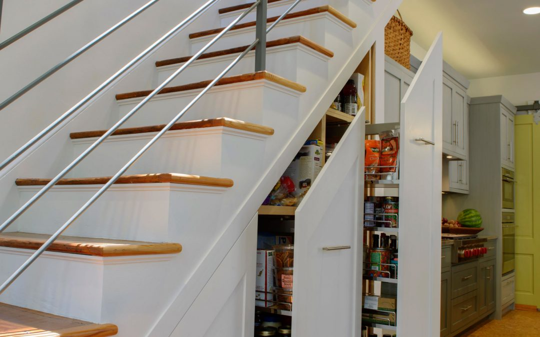 Carpenters in Thame – Great storage ideas.